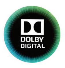 Icon for Dolby Digital