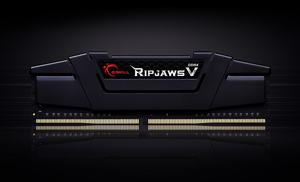 a black Ripjaws V series module