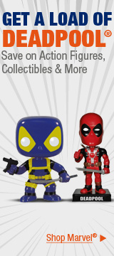 Marvel® Deadpool Toy Sale