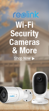 Reolink Wi-Fi Security Cameras & More