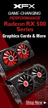 XFX RX 500 Series Video Cards