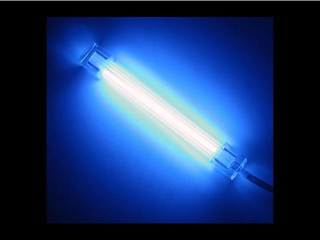 "LOGISYS Computer CLK4BL 4"" Blue Cold Cathode Light Kit"