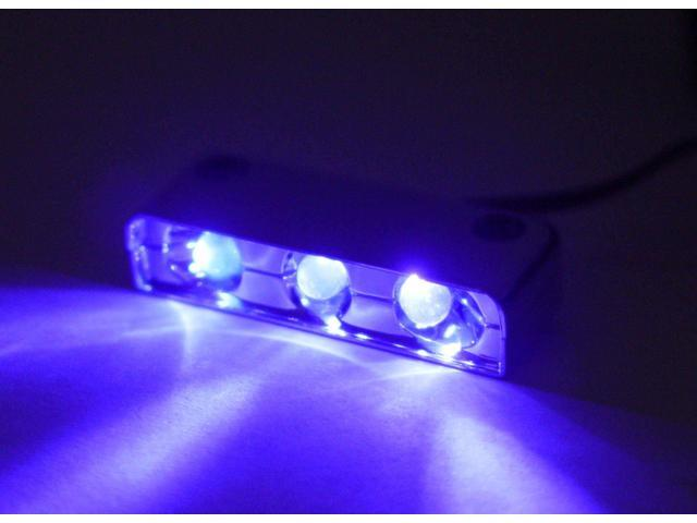 LOGISYS Computer MDLED1UV UV Lazer LED