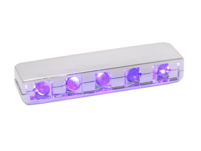 LOGISYS Computer MDLED5UV UV 5LED LAZER LIGHT