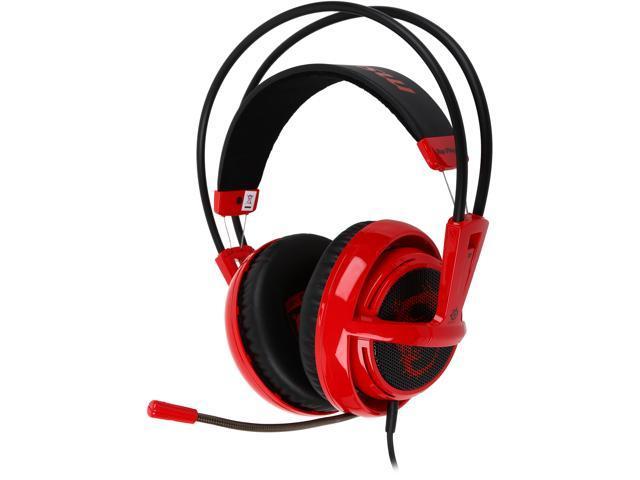 SteelSeries Gift - Siberia V2 Headset-MSI Gaming Edition