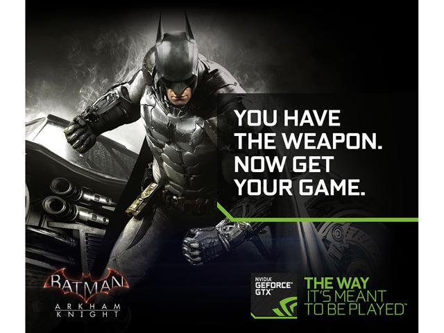 NVIDIA Gift - Batman: Arkham Knight