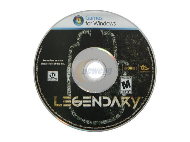 AMD Gift - Free Gamecock Legendary On-line Game for Window - OEM