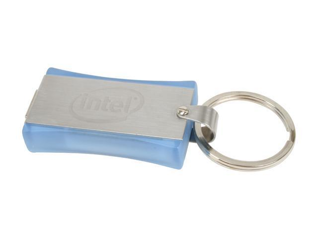 Intel 4GB Retractable Keychain Drive – Gift with Intel Purchase ONLY