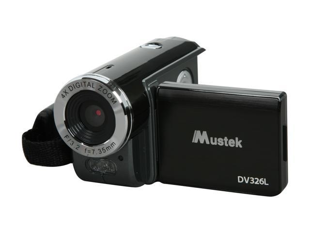 Mustek Gift - DV326L Camcorder