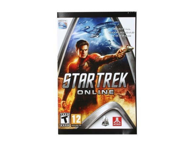 Intel Gift Game - Star Trek Online