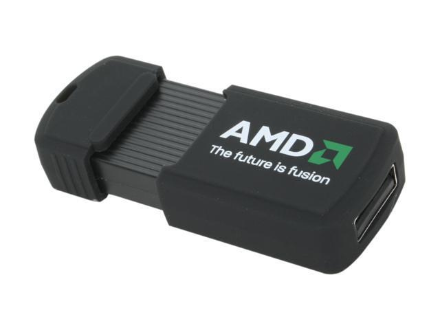 AMD Gift - Extreme Performance Xporter Rage 4GB USB 2.0 Flash Drive