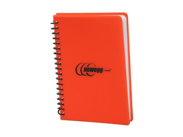 Newegg.com Orange Pocket Notepad