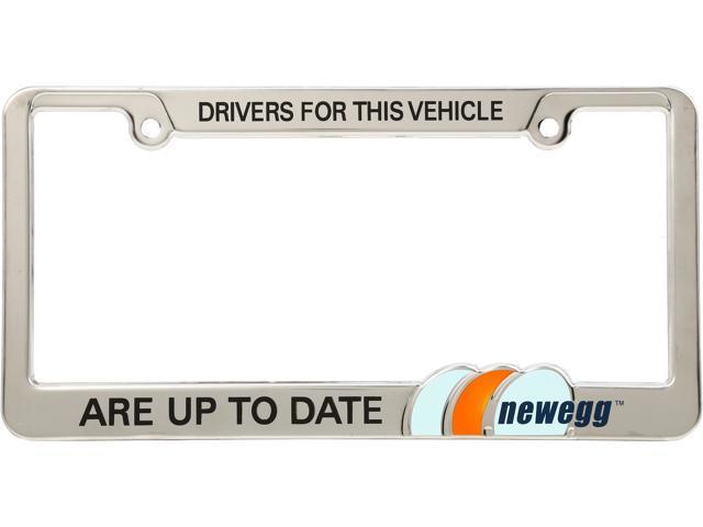 Newegg License Plate Cover NLP-02