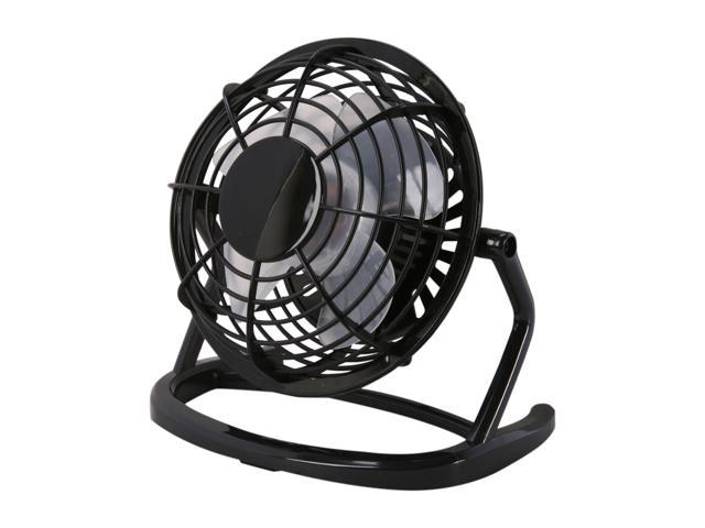 SYBA SY-ACC65055 High Velocity Mini USB Fan -5oz Lightweight Design