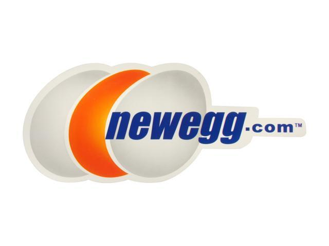 Newegg Gloss Logo Sticker - OEM