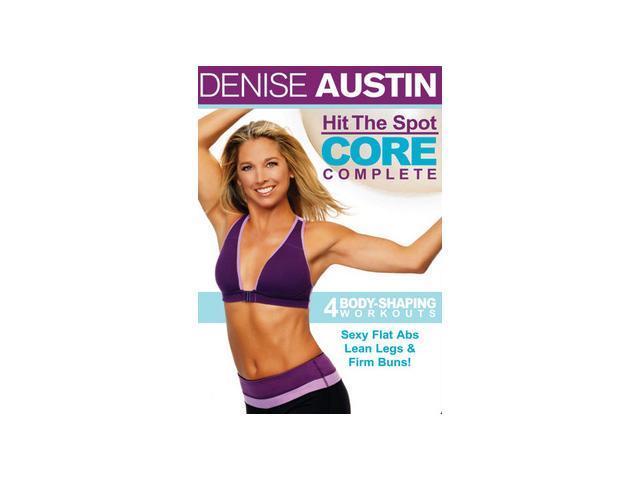 Denise Austin: Hit The Spot Core Complete