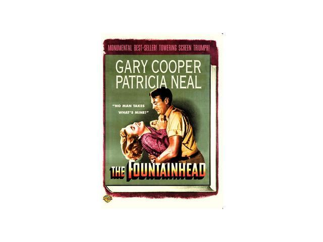 The Fountainhead Gary Cooper, Patricia Neal, Raymond Massey, Kent Smith, Robert Douglas, Henry Hull, Ray Collins, Moroni ...