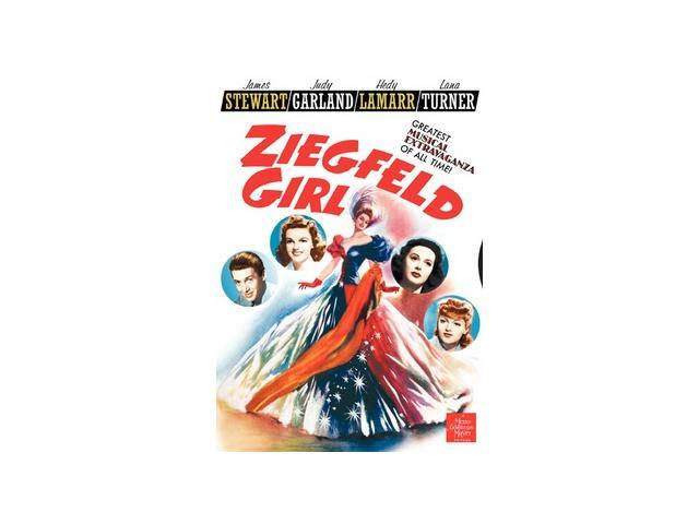 Ziegfeld Girl James Stewart, Judy Garland, Lana Turner, Hedy Lamarr, Tony Martin, Jackie Cooper, Ian Hunter, Charles Winninger, Edward Everett Horton, Paul Kelly