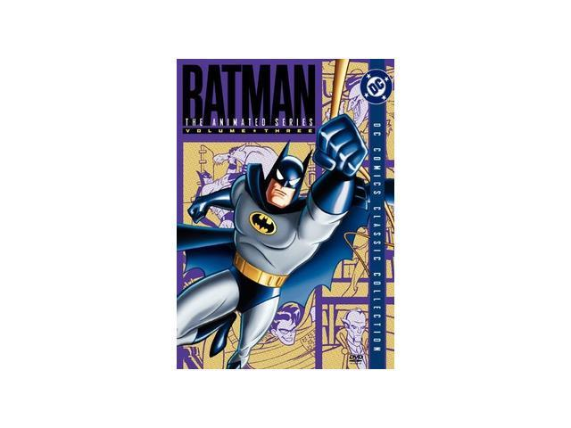 Batman The Animated Series: Volume 3