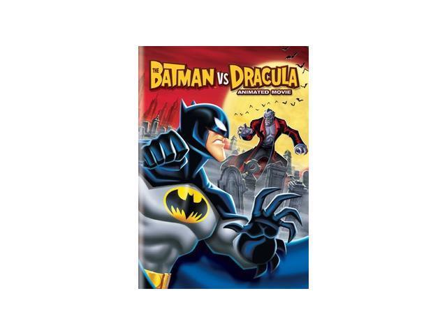 The Batman vs. Dracula Animated Movie