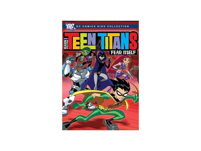 Teen Titans: Season 2, Volume 1 - Fear Itself