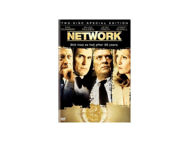 Network Faye Dunaway, Peter Finch, William Holden, Beatrice Straight, Wesley Addy, Ned Beatty, Arthur Burghardt, Bill Burrows, John Carpenter, Jordan Charney
