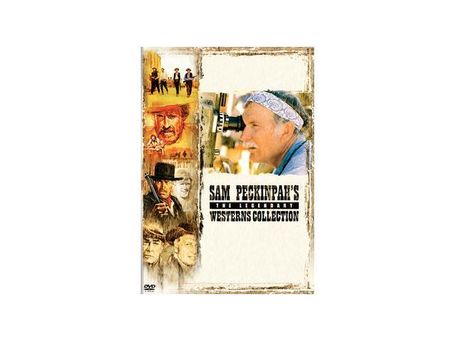 Sam Peckinpah's The Legendary Westerns Collection (DVD / WS /NTSC)