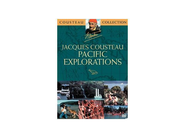 Jacques Cousteau: Pacific Explorations