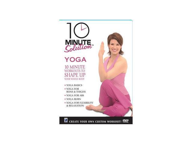 Ten Minute Solution: Yoga