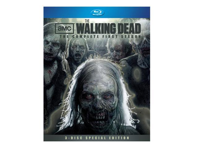 The Walking Dead: The Complete First Season Special Edition Blu-ray Andrew Lincoln, Emma Bell, Michael Rooker, Norman Reedus, ...