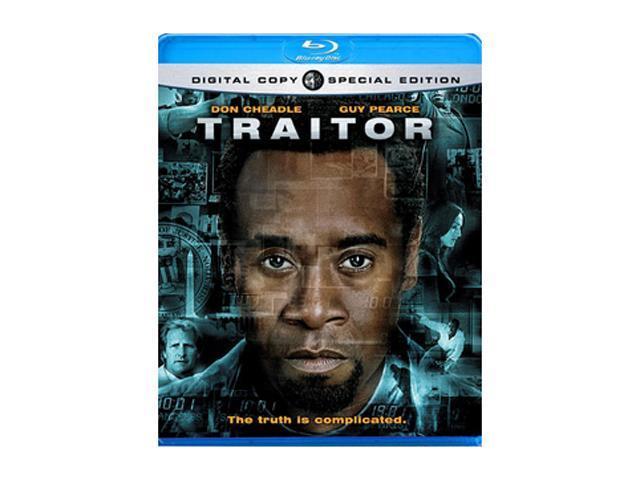 Traitor (2008/Blu-Ray/DVD)