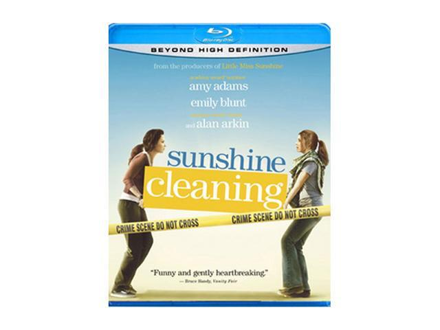 Sunshine Cleaning (Blu-Ray) Amy Adams; Emily Blunt; Steve Zahn; Alan Arkin; Mary Lynn Rajskub; Eric Christian Olsen; Clifton Collins Jr.; Kevin Chapman; Maddie Corman; Amy Redford