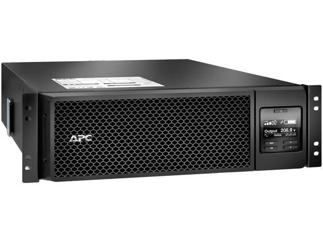 APC SMART-UPS SRT 5000VA RM 208V