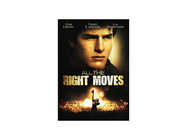 All The Right Moves Tom Cruise, Craig T. Nelson, Lea Thompson, Charles Cioffi, Paul Carafotes, Christopher Penn, Sandy Faison, ...