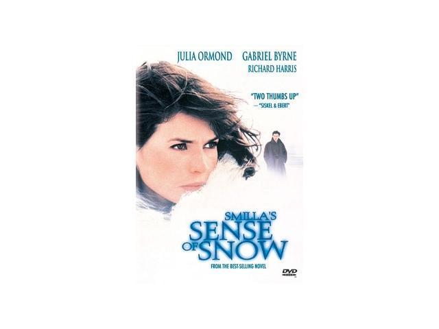 Smilla's Sense Of Snow Julia Ormond, Gabriel Byrne, Richard Harris, Vanessa Redgrave, Robert Loggia, Jim Broadbent, Mario Adorf, Bob Peck, Tom Wilkinson, Emma Croft