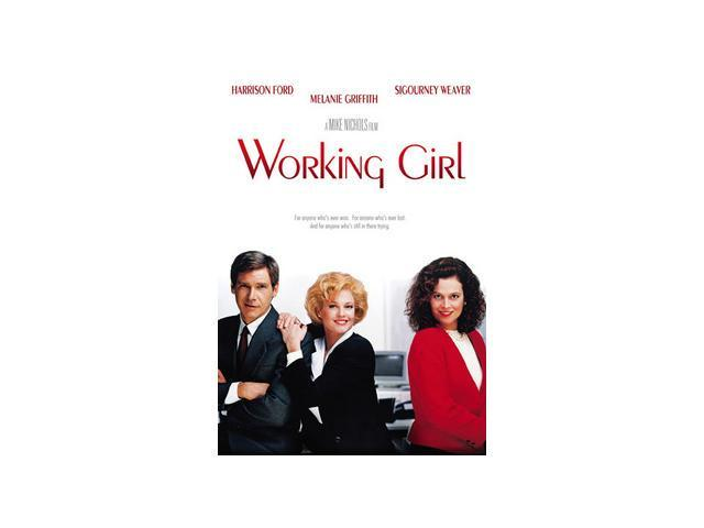 Working Girl Melanie Griffith, Harrison Ford, Sigourney Weaver, Alec Baldwin, Joan Cusack, Philip Bosco, Nora Dunn, Oliver ...