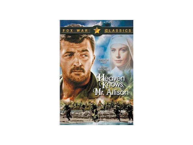Heaven Knows, Mr. Allison Deborah Kerr, Robert Mitchum