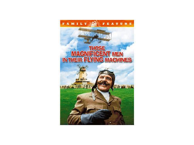 Those Magnificent Men In Flying Machines Stuart Whitman, Sarah Miles, James Fox, Alberto Sordi, Robert Morley, Gert Frobe, ...