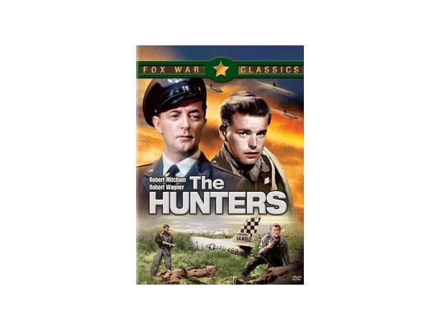 The Hunters Robert Mitchum, Robert Wagner, May Britt