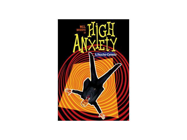 High Anxiety Mel Brooks, Madeline Kahn, Cloris Leachman, Harvey Korman, Ron Carey, Howard Morris, Dick Van Patten, Jack Riley, ...