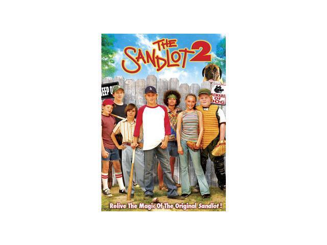 The Sandlot 2 James Earl Jones, Brett Kelly, Cole Evan ...