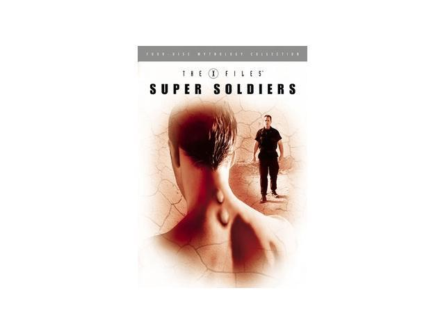 The X Files Mythology Volume 4: Super Soldiers