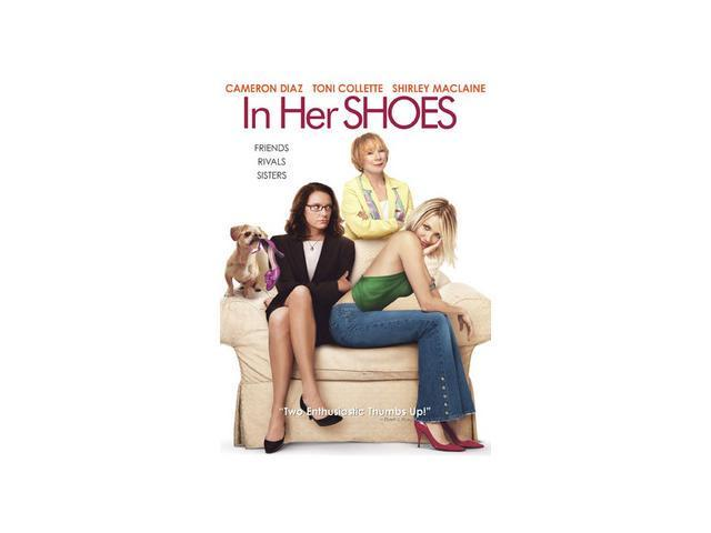 In Her Shoes Cameron Diaz, Toni Collette, Shirley MacLaine, Mark Feuerstein, Brooke Smith, Eric Balfour, Anson Mount, Norman Lloyd, Francine Beers, Ken Howard