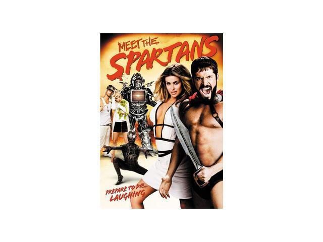 emily and benji meet the spartans