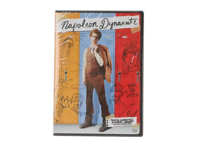 Napoleon Dynamite (DVD) Jon Heder, Efren Ramirez, Tina Majorino, Jon Gries, Aaron Ruell