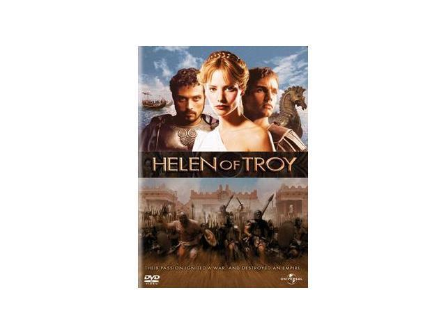 Helen Of Troy Sienna Guillory, Rufus Sewell, Matthew Marsden, Stellan Skarsgard, John Rhys-Davies