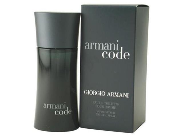 Armani Code by Giorgio Armani 4.2 oz EDT Spray