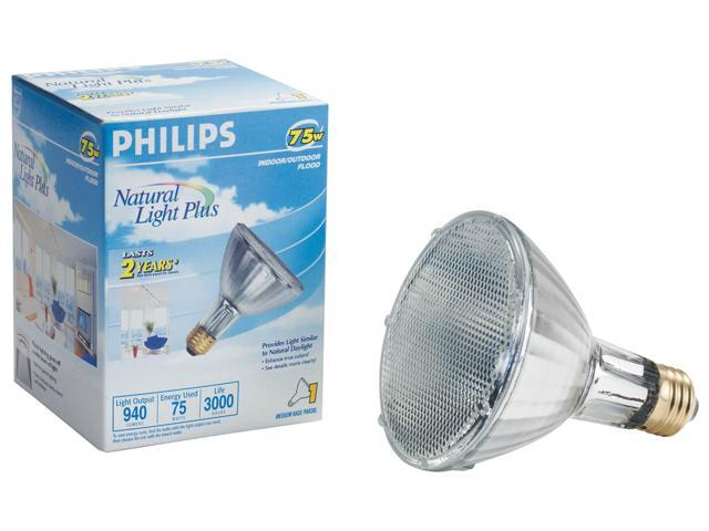 Phillips 147199 75 Watt Par 30 Natural Light Indoor Outdoor Flood Light Bulb