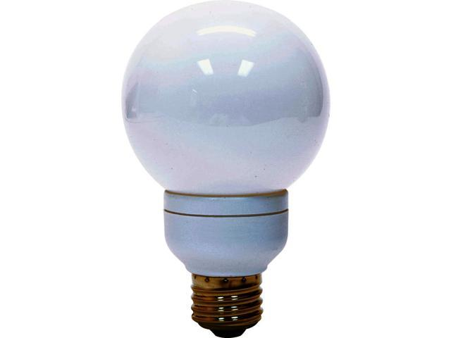 GE Lighting 47484 11 Watt Energy Smart™ G25 Compact Fluorescent Globe Light Bulb