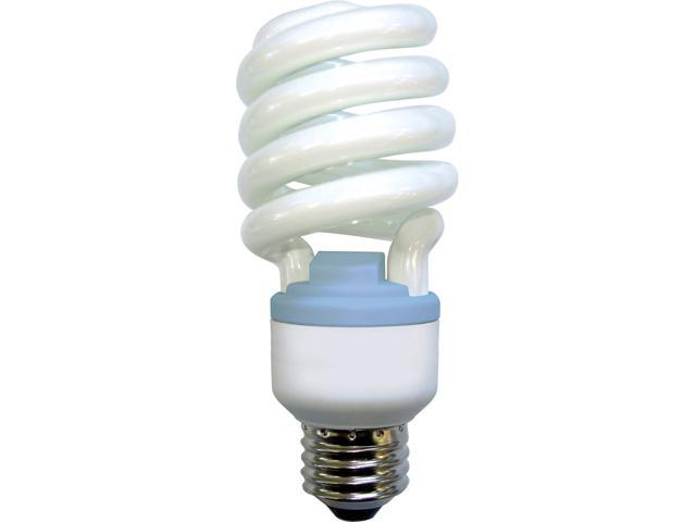 GE Lighting 75408 26 Watt Spiral Reveal CFL Light Bulb